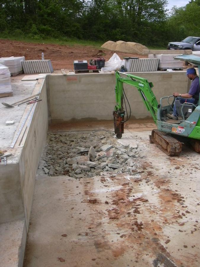 Renovation piscine fages ma onneriefages ma onnerie for Renovation piscine